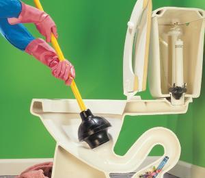 correct plumbing