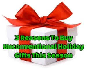 unconventional gifts