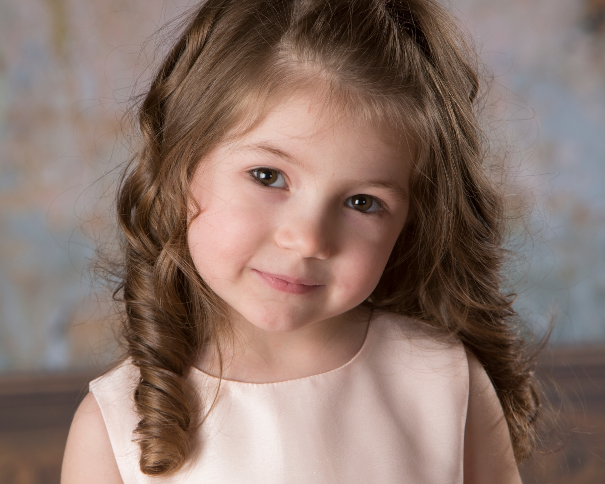 tips for taking portraits with young children