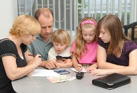 family-children-budgeting