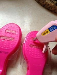 shoe slip