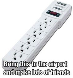 airport plug