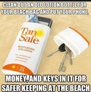 beach hack