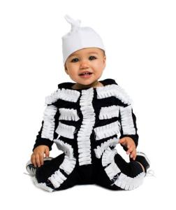 cute skeleton Halloween costume